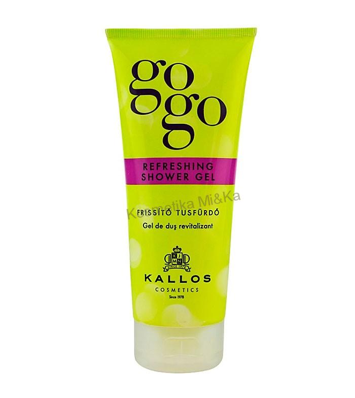 Kallos Gogo Refreshing sprchový gel 200 ml