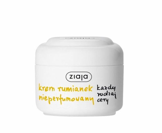Ziaja Heřmánek pleťový krém bez parfemace 50 ml