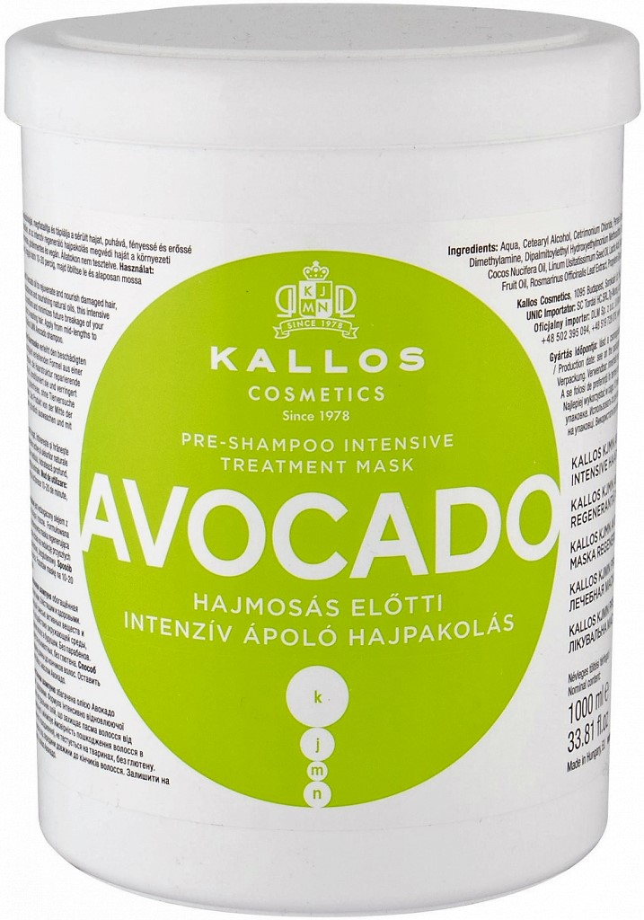 Kallos_Avocado_Pre_shampoo_mask_1000_ml