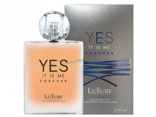 Luxure parfumes YES FOREVER for men toaletní voda pro muže 100 ml